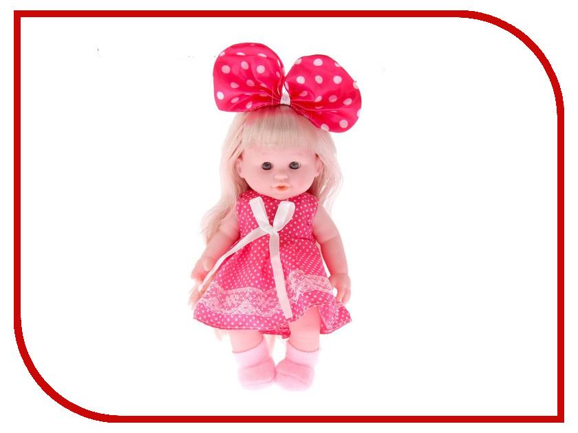 Кукла Маленькая Леди Кира в платье с бантом 2453048
