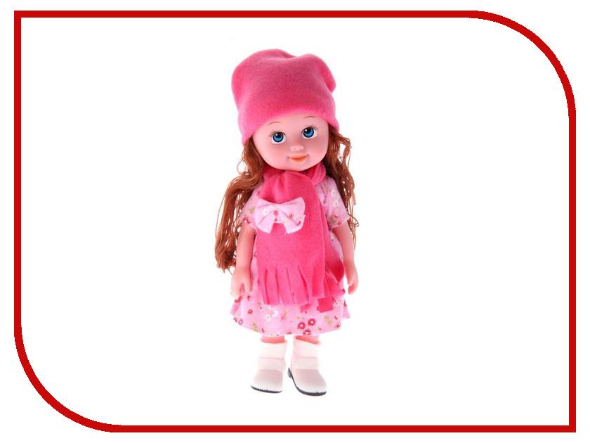 Кукла Маленькая Леди Лера в платье с шапочкой 2453050