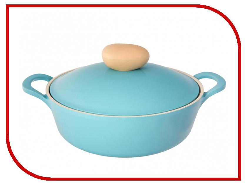Сковорода Frybest 22cm Round-L22-B блендер russell hobbs 22250 56