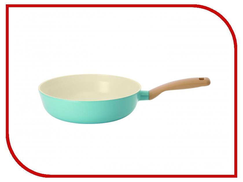 Сковорода Frybest 26cm Round-W26-B