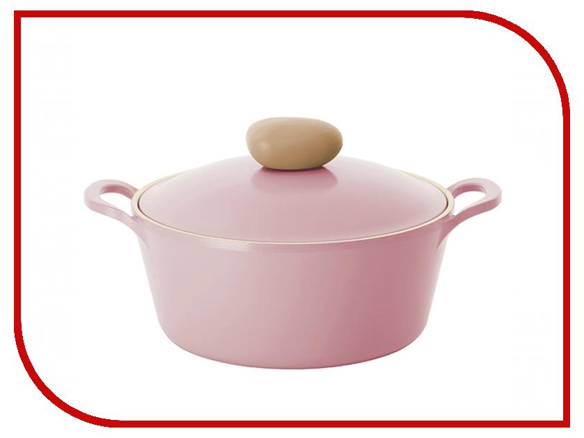Сковорода Frybest 22cm Round-L22-P frybest orange003 чеснокодавилка