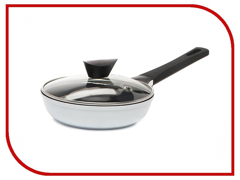 Сковорода Frybest Skin 24cm CM-F24IK сковорода d 24 см с крышкой frybest skin cm f24ik skin