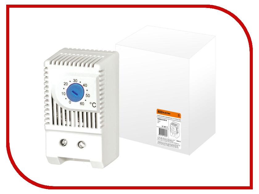 Аксессуар TDM-Electric SQ0832-0019 фотореле tdm фрл 11 sq0324 0019