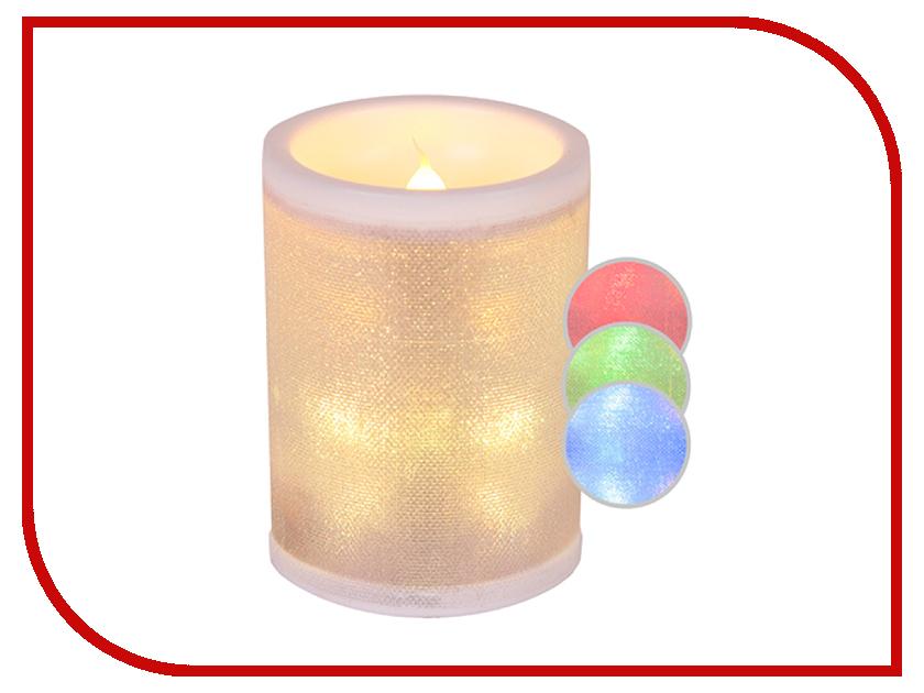 Светодиодная свеча Star Trading AB LED Блестящая 068-08