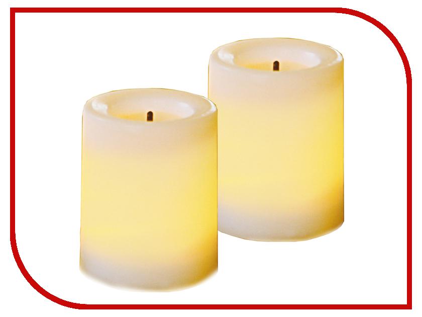Светодиодная свеча Star Trading AB LED T-LIGHT 2шт White 068-17