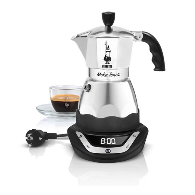 Кофеварка Bialetti Moka Timer 3 порций 6092