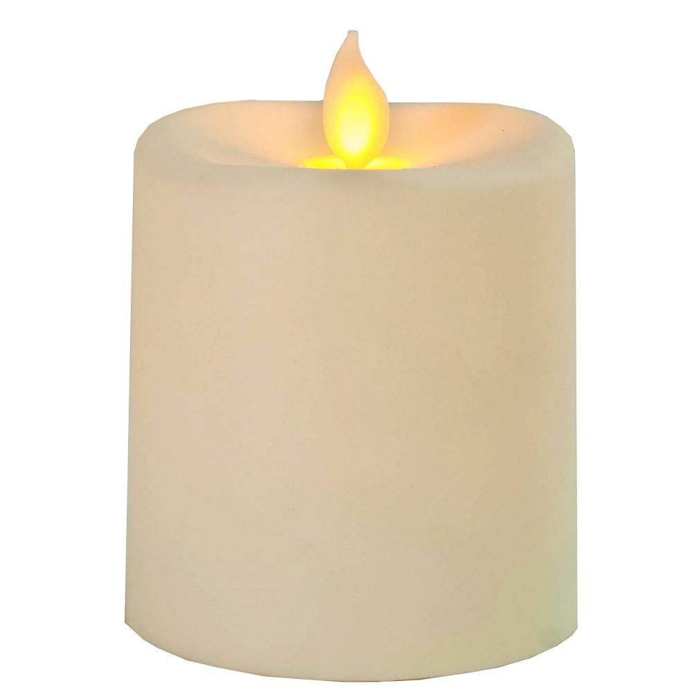 Светодиодная свеча Star Trading LED Glim Beige 063-88 светодиодная свеча star trading glow wax beige 068 83