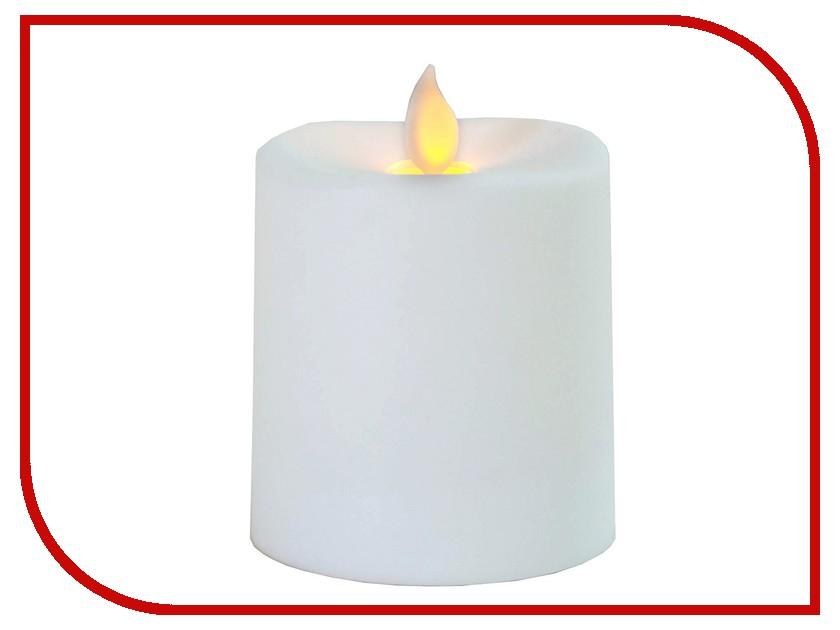 Светодиодная свеча Star Trading AB LED Glim White 063-86