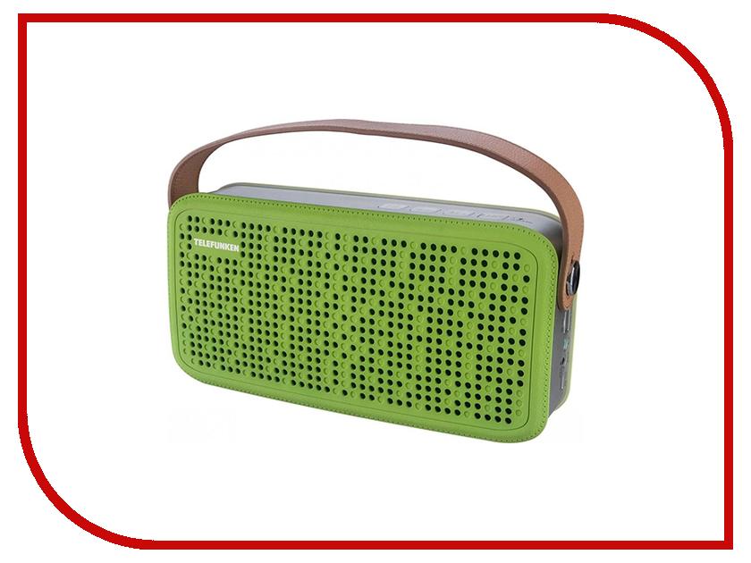 цена на Колонка Telefunken TF-PS1230B Green
