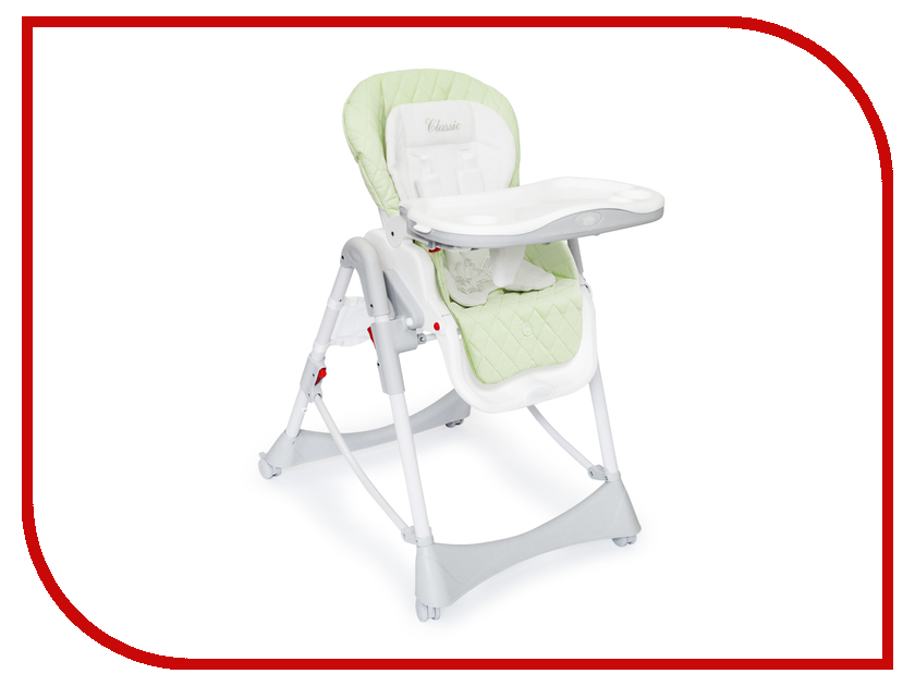 Стул Happy Baby William Green 4690624014208 ковш для воды happy baby bailer green 34003