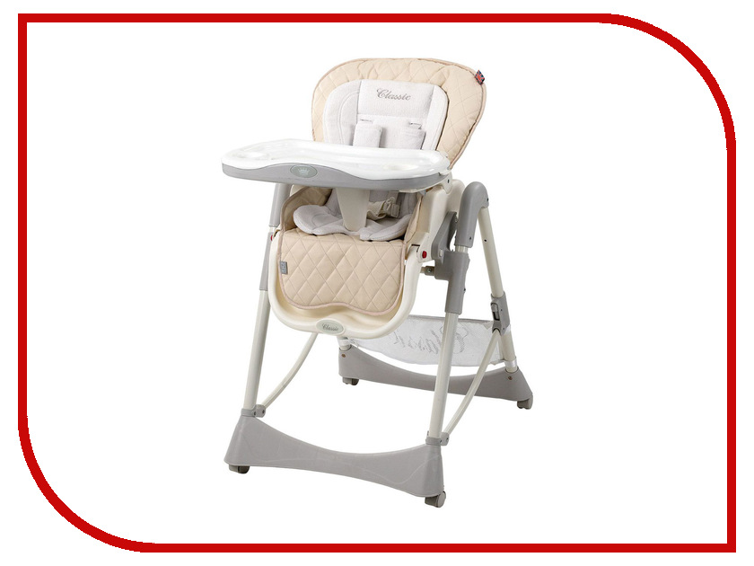 Стул Happy Baby William Cream 4690624014215 стульчики для кормления happy baby стул для кормления happy baby william v2 happy baby