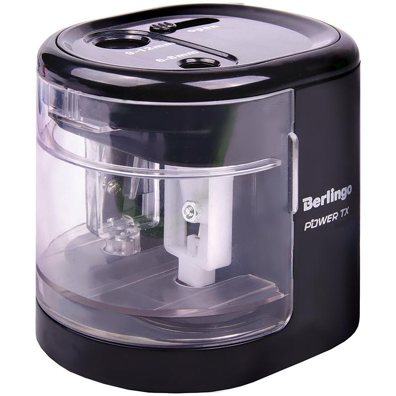 Точилка электрическая Berlingo Power TX Black BES_37001 245584