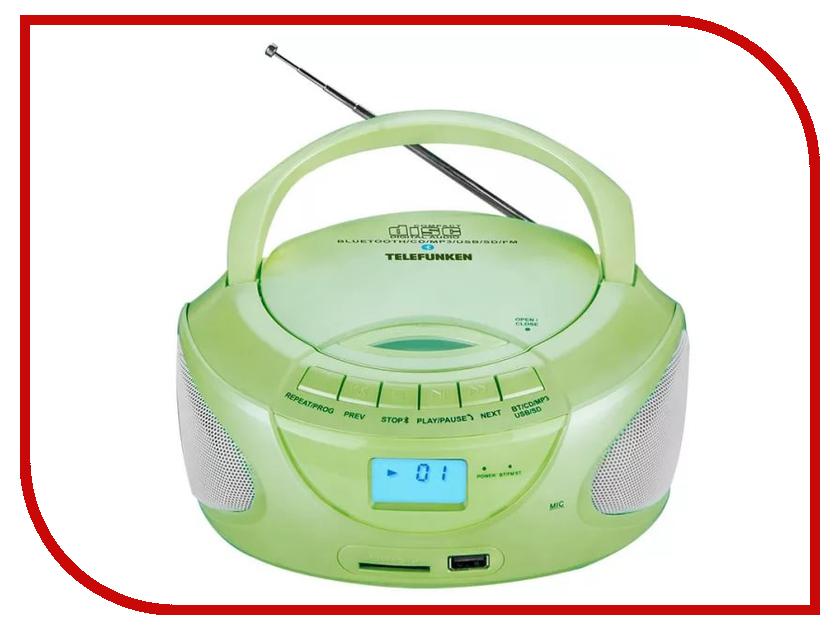 Радиоприемник Telefunken TF-CSRP3490B Mint