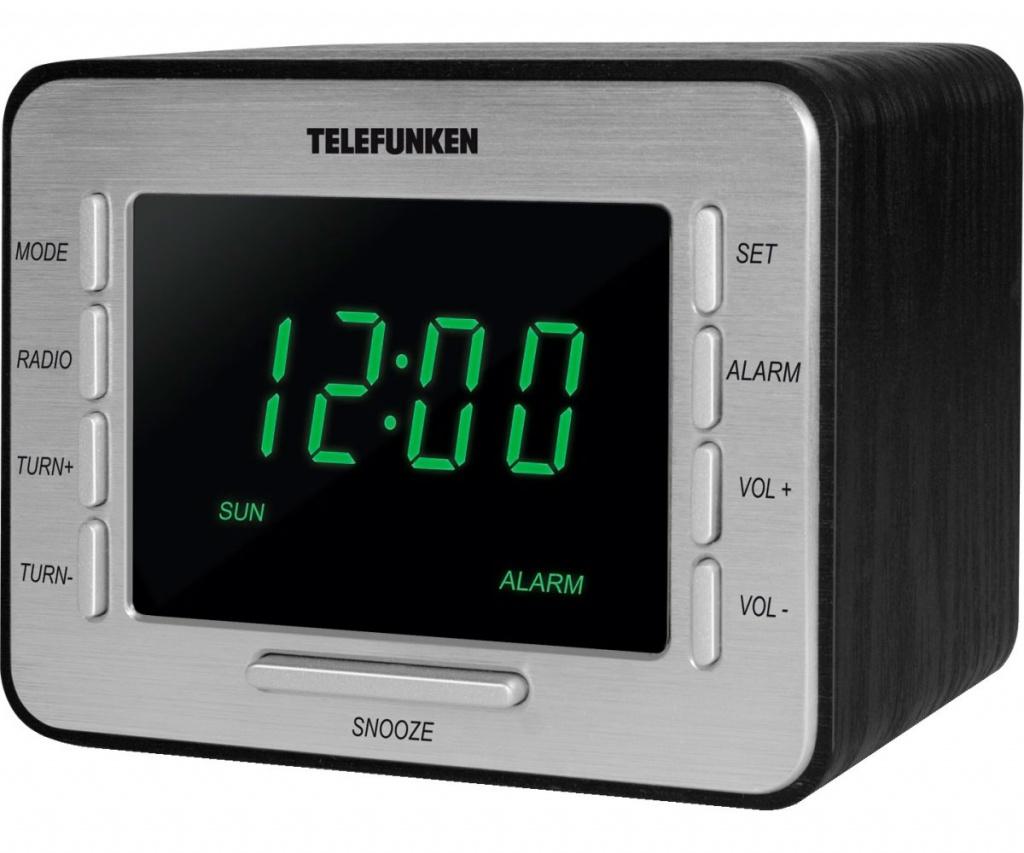 Часы Telefunken TF-1508 Black-Green