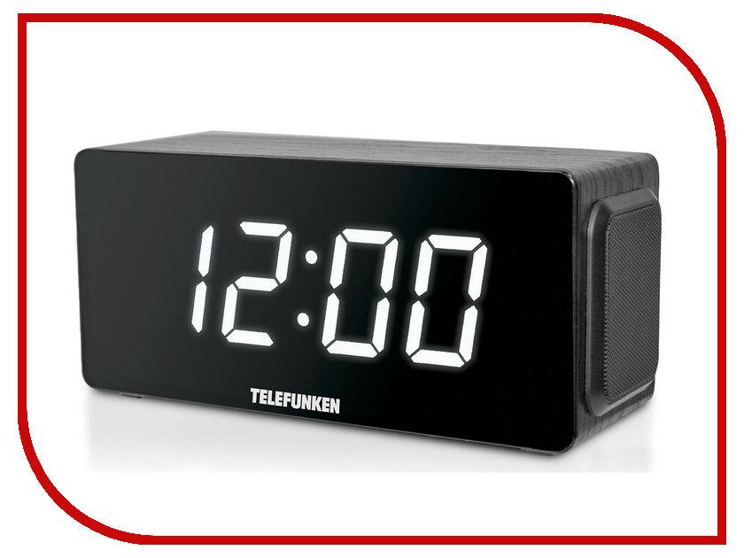 все цены на Радиоприемник Telefunken TF-1566U Black Wood-White онлайн