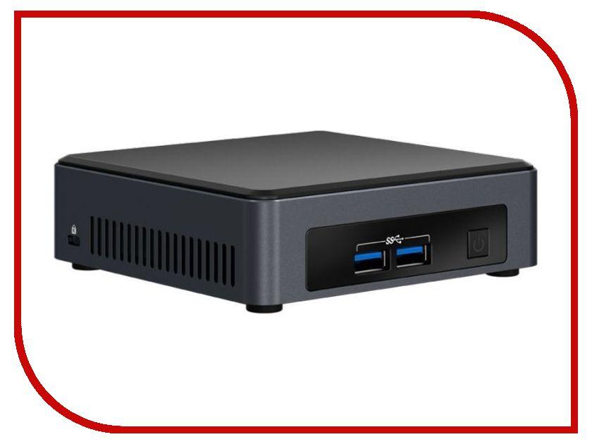 Настольный компьютер Intel NUC BLKNUC7I3DNK2E