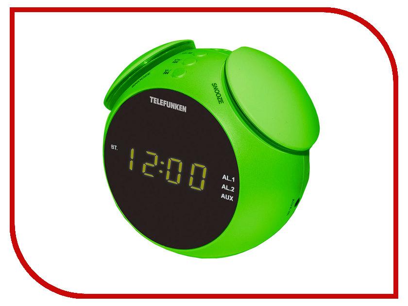 Радиоприемник Telefunken TF-1570 Green-Amber