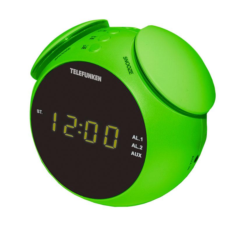 Фото - Часы Telefunken TF-1570 Green-Amber часы tf aircraft table tf tfboys