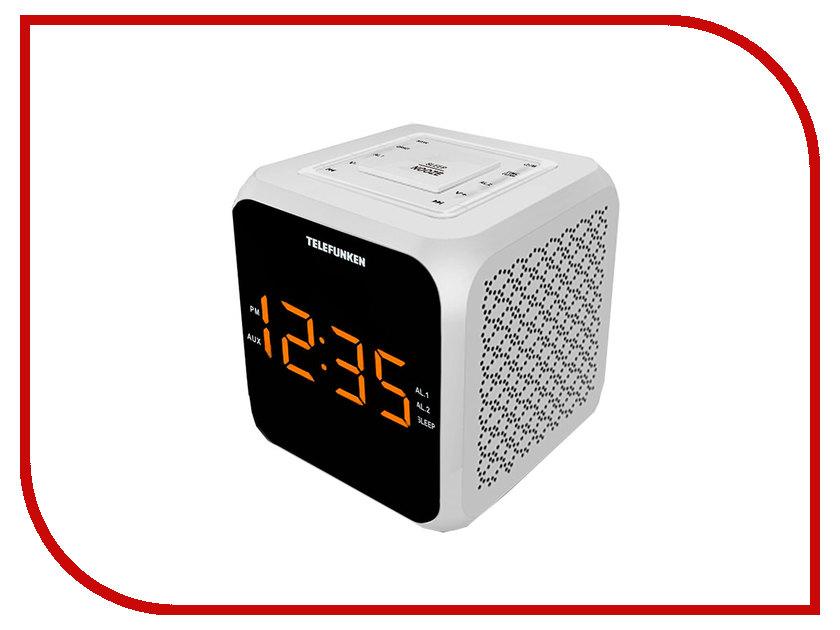 все цены на Радиоприемник Telefunken TF-1571 White-Amber онлайн