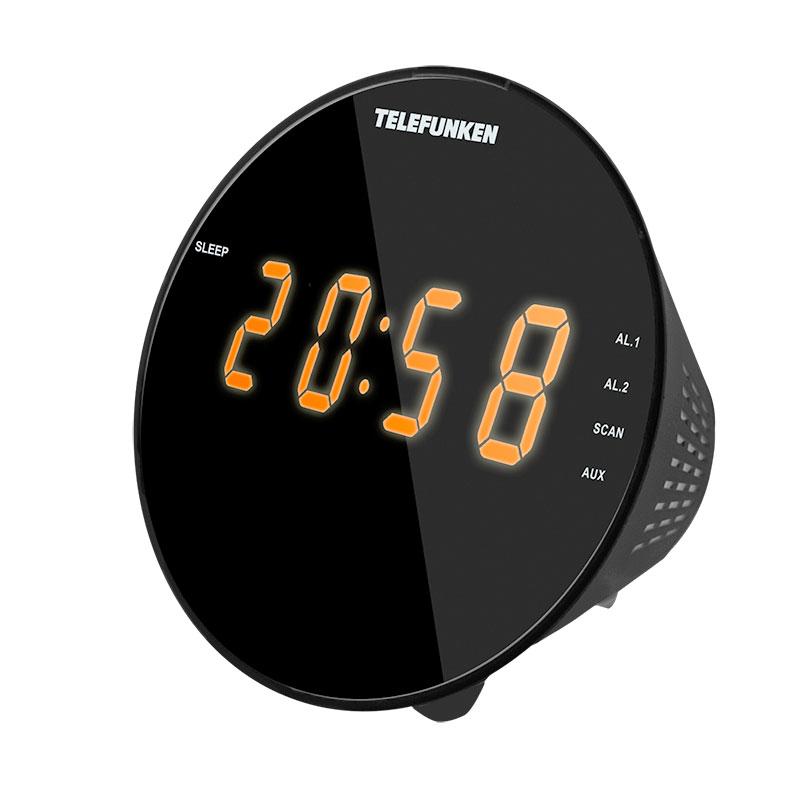 Часы Telefunken TF-1572 Black-Amber
