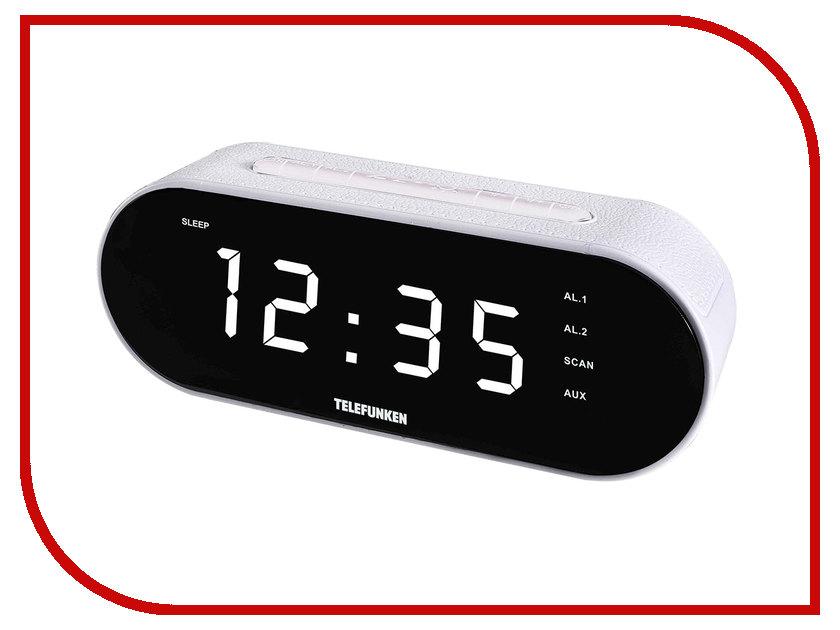 все цены на Радиоприемник Telefunken TF-1573 White-White онлайн