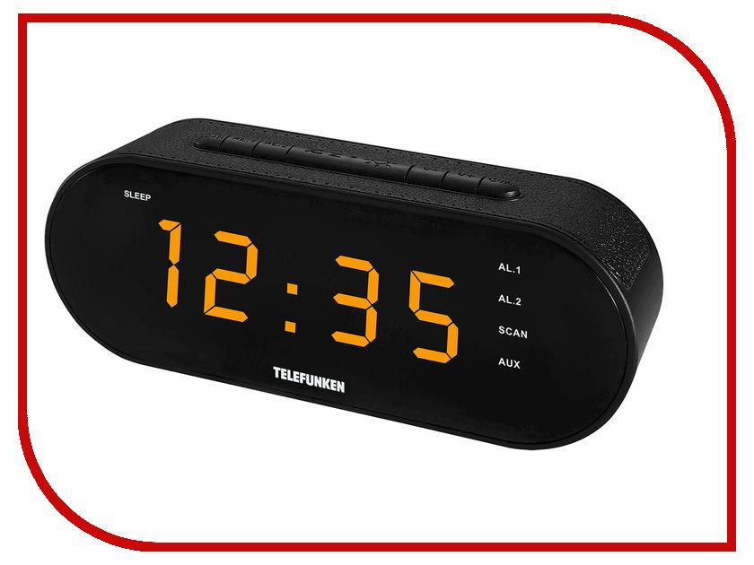Радиоприемник Telefunken TF-1573 Black-Amber