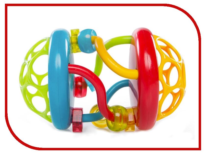 Игрушка Oball Весёлые бусины 11133 головоломки oball развивающая игрушка на присоске oball
