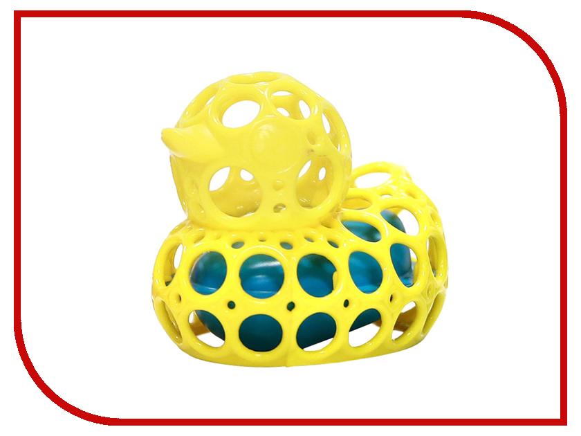 игрушка Oball Уточка Yellow 81553-2 игрушки для ванной oball игрушка для ванны уточка желтая