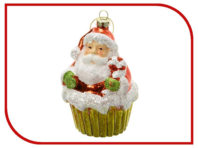 Украшение Nord Trade Co Санта с подарками CDBL-12025