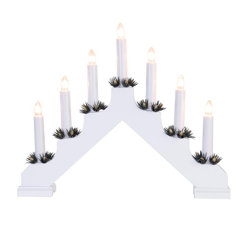 Светящееся украшение Star Trading Ada White 286-18