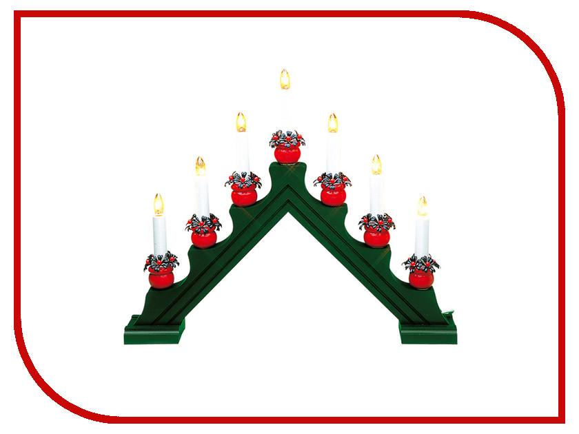 Светящееся украшение Svetlitsa Карина 16-276-71 Green-Red