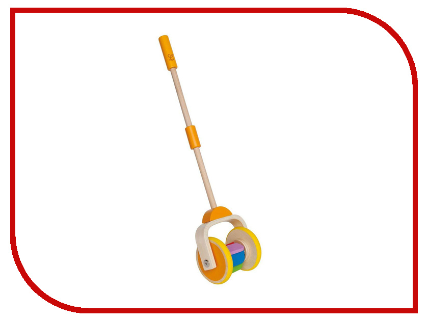 Игрушка Hape Каталка Радуга Е0344 все цены