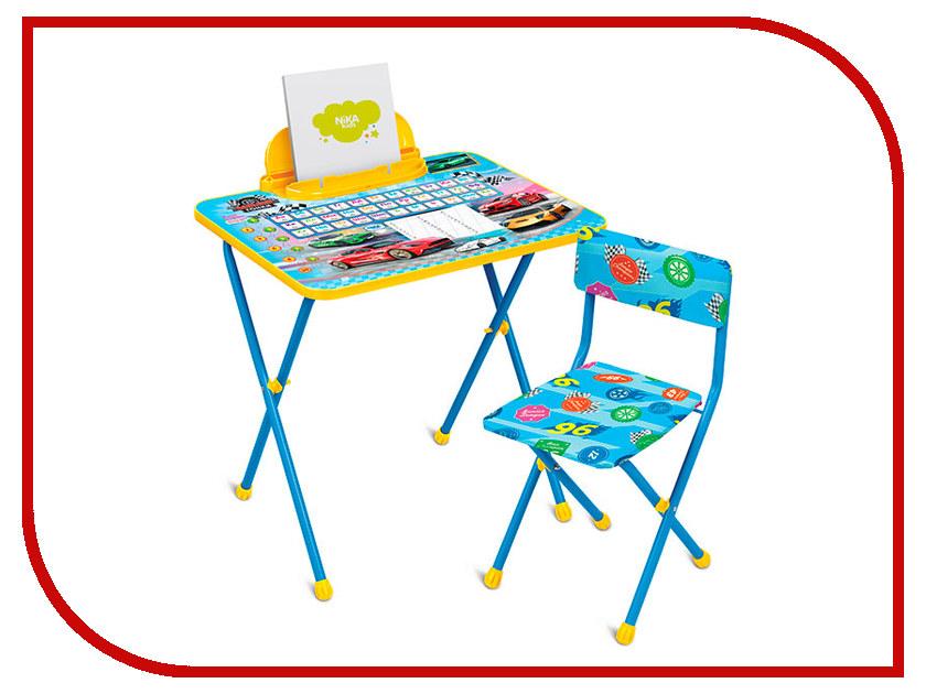 Игра Nika Познайка Большие Гонки КП2/15 набор детской мебели ника познайка кп2
