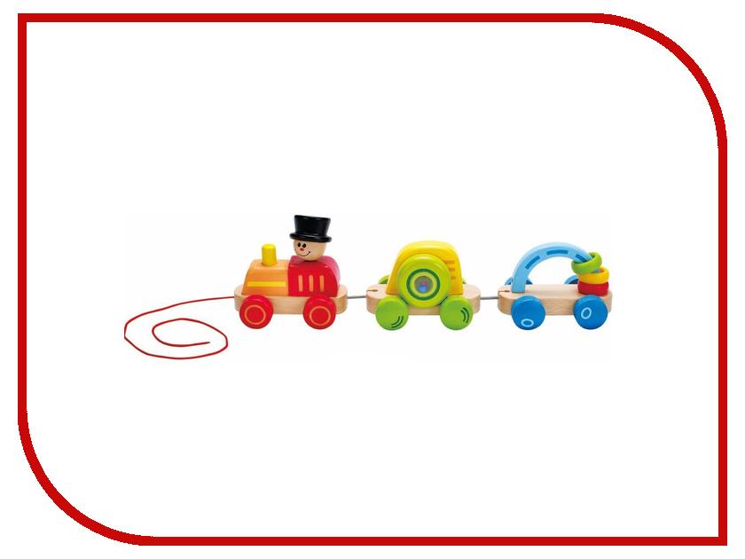 Игрушка Hape Triple Play Train (E0431)