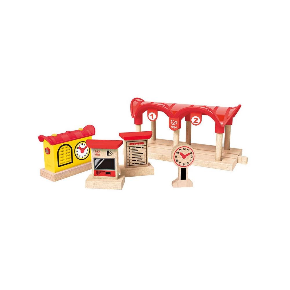 Игрушка Hape Станция Е3702 цена