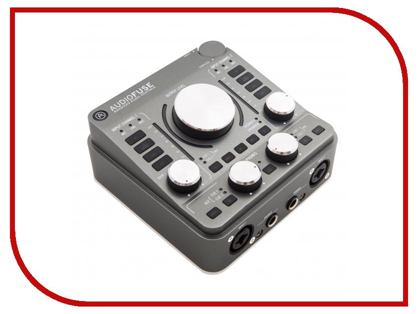 Аудиоинтерфейс Arturia AudioFuse Space Gray