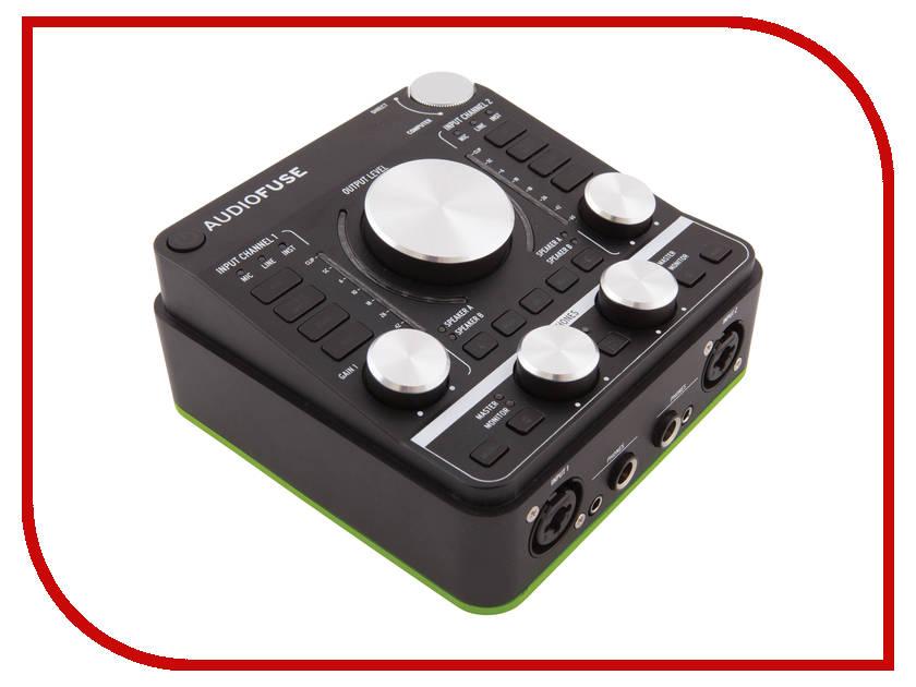 Аудиоинтерфейс Arturia AudioFuse Dark Black