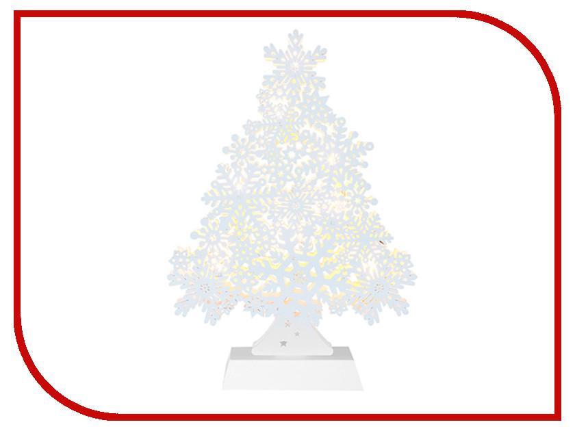 Светящееся украшение Star Trading Snowflake Tree White 270-55 christmas new years background photography star snowflake fun original design vinyl backdrops studio