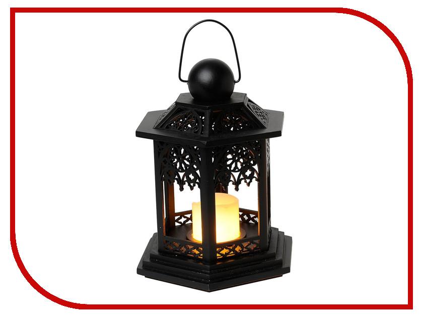 Светящееся украшение Star Trading AB LED Фонарь Lantern Black 270-38