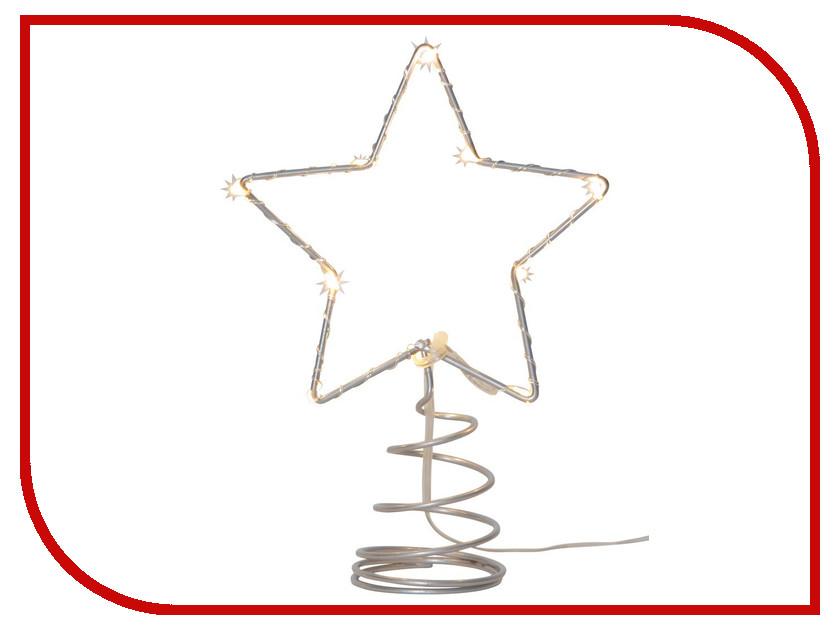 Украшение Star Trading Звезда-макушка 089-94 94
