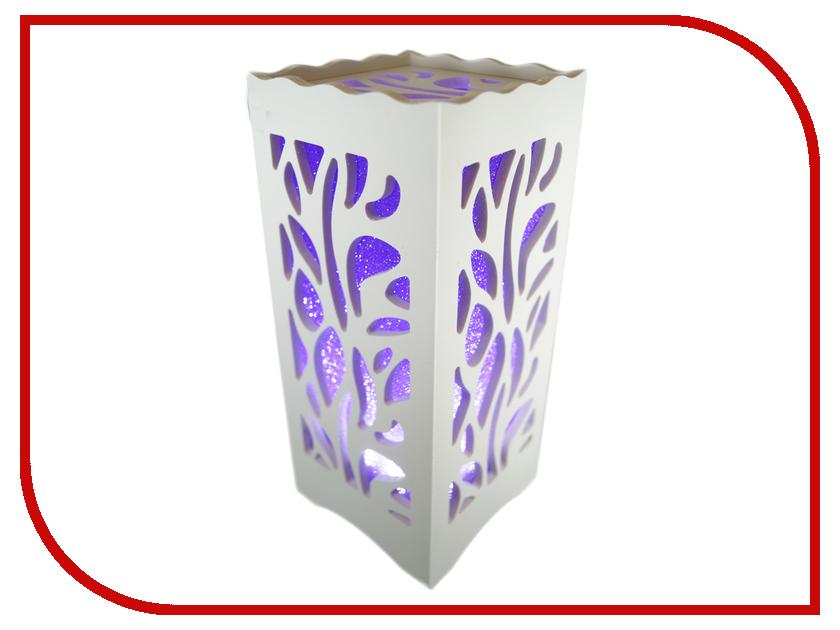 Светильник Svetlitsa Джунгли 23-033 Purple