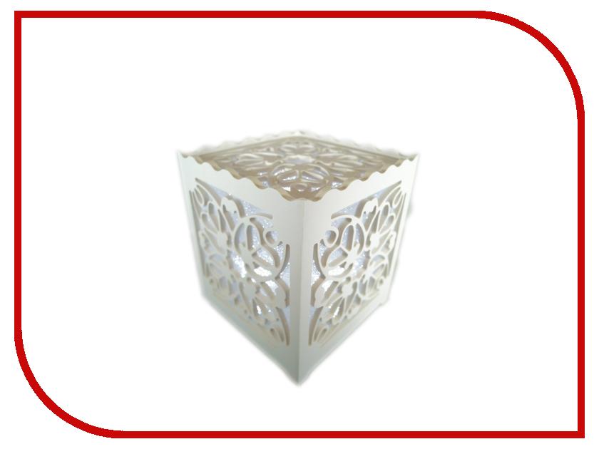 Светильник Svetlitsa Калейдоскоп 17-160 White