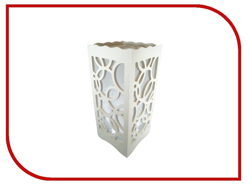Светильник Svetlitsa Кольца 23-220 White