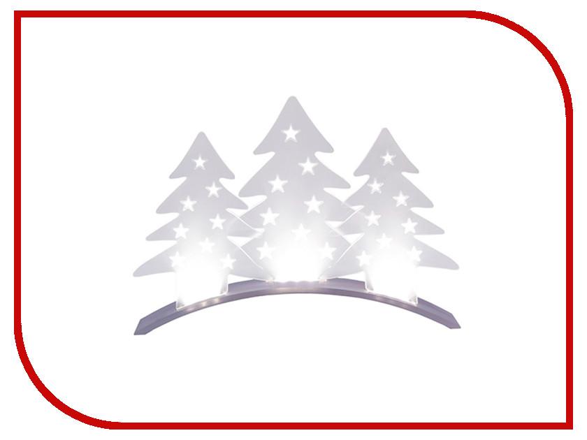 Светящееся украшение Star Trading Trees Matte White 174-65 shdede white 65