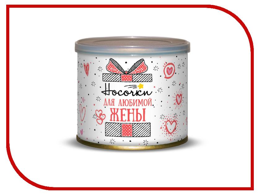 Носочки для любимой жены Canned Socks White 415850 носочки для любимой мамочки canned socks 415881