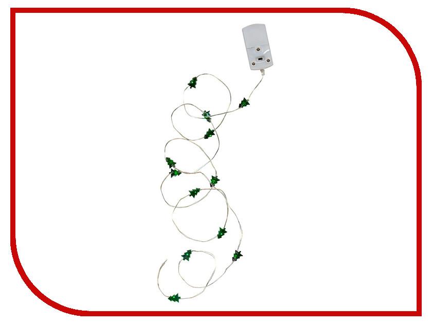Гирлянда Star Trading String 12-light Ёлочка 1.1m Green 726-38 20pcs bulb string light