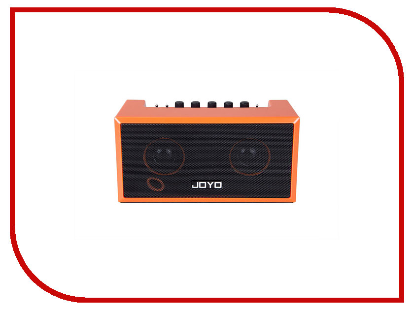 Комбо-усилитель JOYO Top-GT Orange