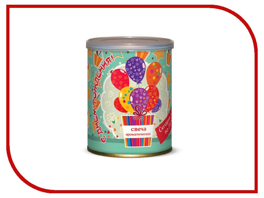 Благовоние Candle Banks С Днем Рождения с ароматом малины 415911 banks banks goddess