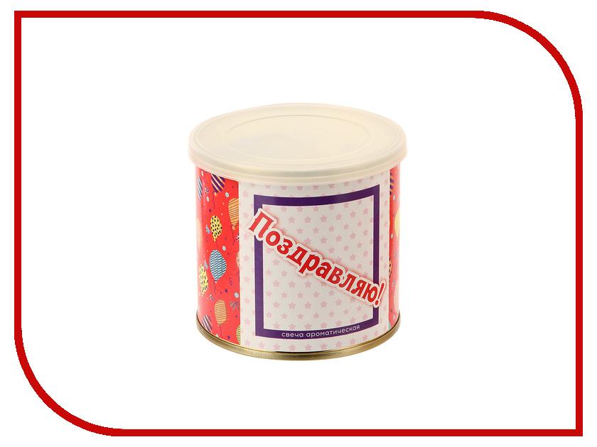 Благовоние Candle Banks Поздравляю с ароматом малины 415973
