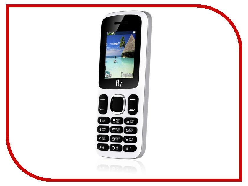 Сотовый телефон Fly FF180 White сотовый телефон fly fs517 cirrus 11 white gold
